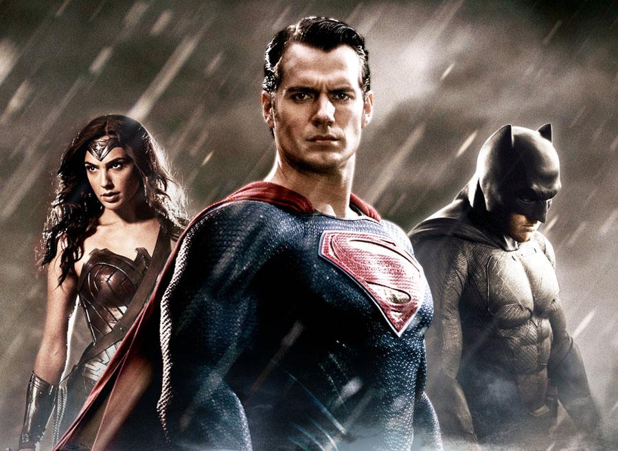 Ecco come Wonder Woman apparirà per la prima volta in Batman VS Superman!
