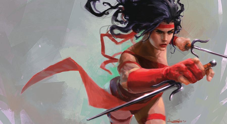 Daredevil stagione 2: nuove indiscrezioni su Elektra!