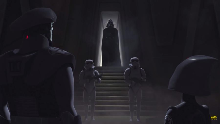 Star Wars Rebels 5b Darth Vader