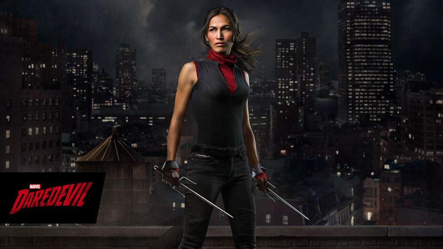 Elodie Yung parla del suo ruolo di Elektra in Daredevil