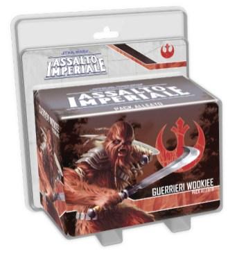 Assalto Imperiale - Guerrieri Wookiee