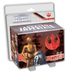 Assalto Imperiale R2-D2 e C-3PO