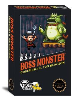 Boss Monster scatola