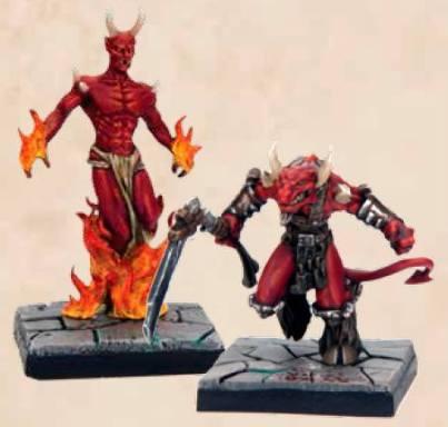 Dungeon Saga cripte infernali 00