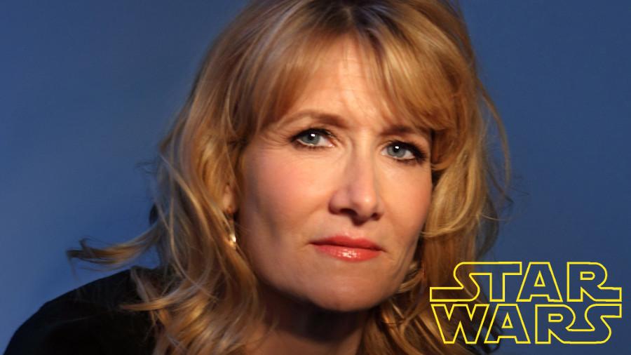 Star Wars: nuove informazioni sul personaggio di Laura Dern e Poe