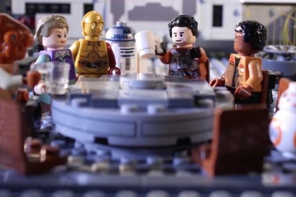 E se Kylo Ren avesse scoperto il rifugio di Luke Skywalker?