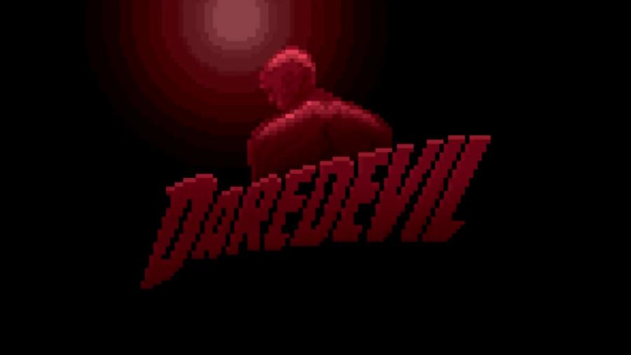 La sigla di Daredevil a 8 bit
