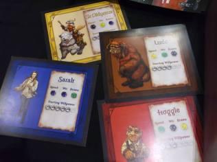 Labyrinth Game 002