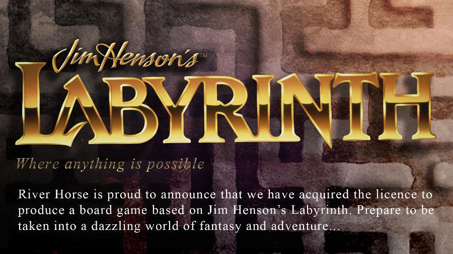 Labyrinth: The Board Game, tutte le informazioni sul gioco in arrivo