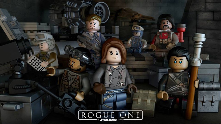 Rogue One: A Star Wars Story, nuovi veicoli rivelati dai set Lego