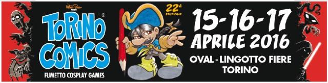 Torino Comics 2016