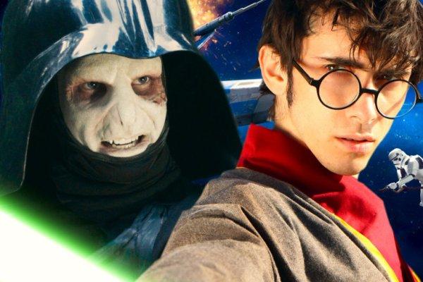 Harry Skypotter: il risveglio di Vadermort