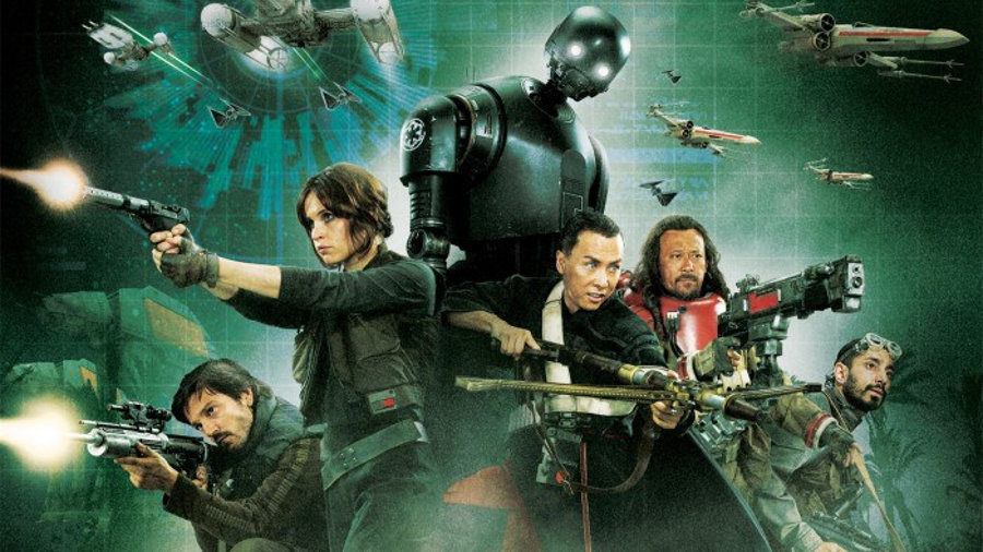 Star Wars: un po' di chiarezza sul presunto disastro di Rogue One