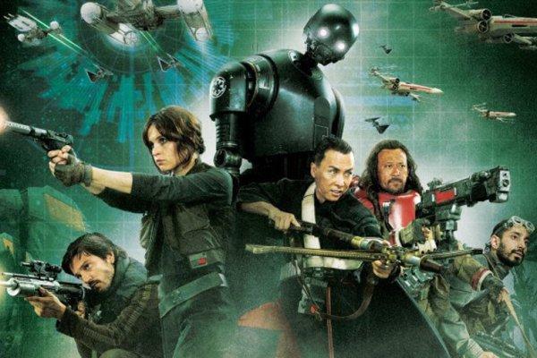 La verità su Rogue One: non c'è il 40% del film da rifare.