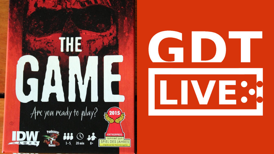 GDT Live – The Game