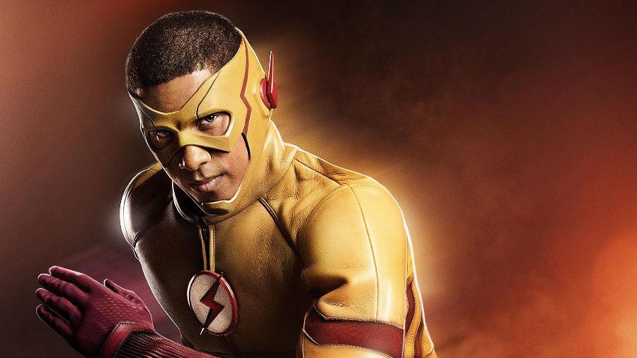 The Flash: Wally West nuovo super eroe  nella prossima stagione