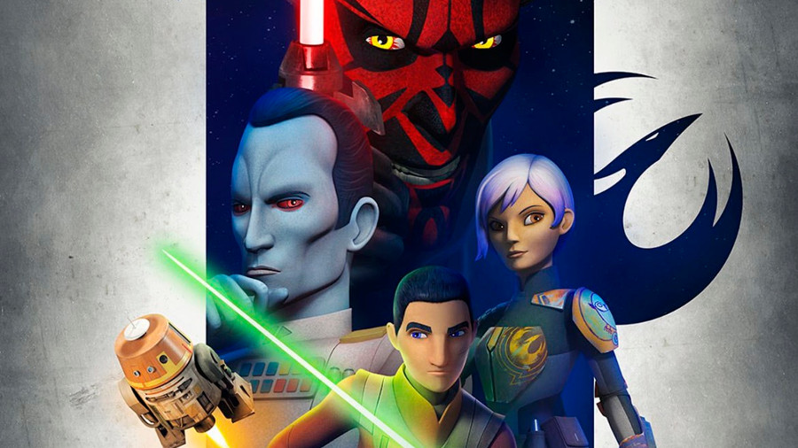 Star Wars Rebels: il nuovo trailer