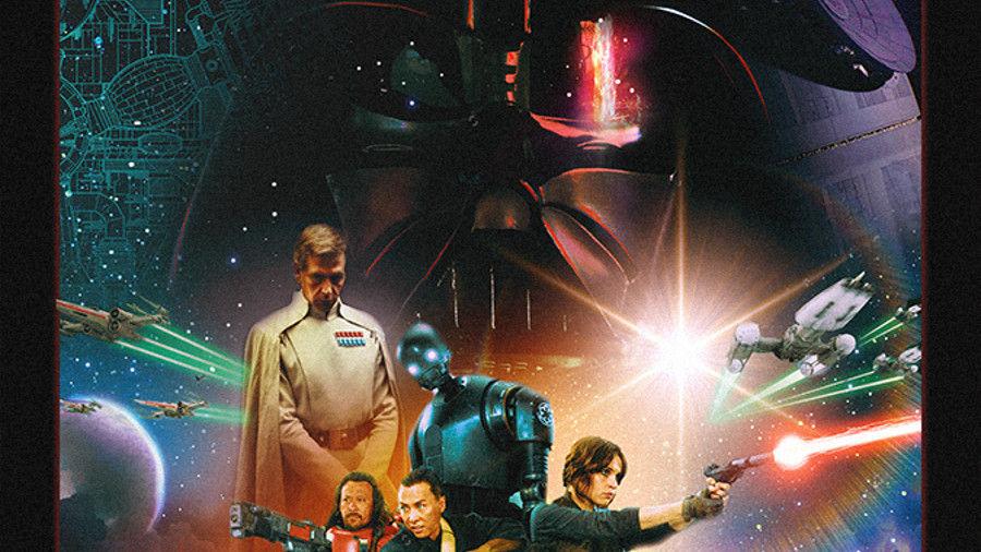 Rogue One: A Star Wars Story, il terzo trailer e il nuovo banner