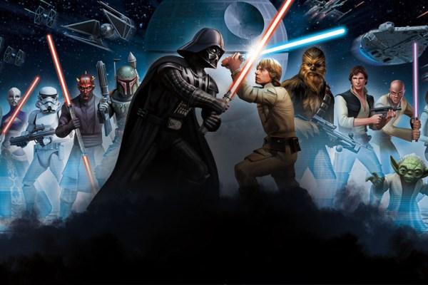 Star Wars: la Forza scorre potente nei floppy da 3.5 pollici