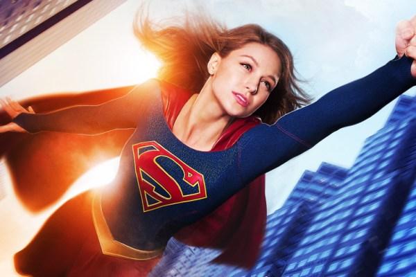Supergirl: un costume per l'Uomo d'Acciaio!