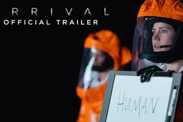 Arrival: il trailer