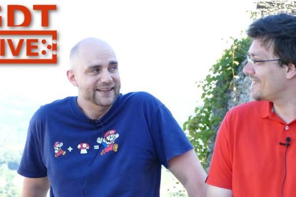 GDT Live – Intervista a Erik Burigo