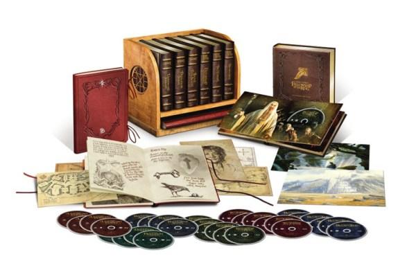 Il Signore degli Anelli e Lo Hobbit in un unico cofanetto Blu-ray