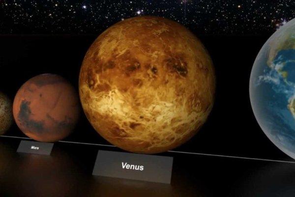 La Terra e la dimensione delle stelle