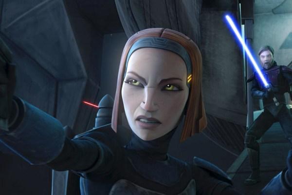"Star Wars Rebels: il ritorno di Katee ""Bo Katan"" Sackhoff"