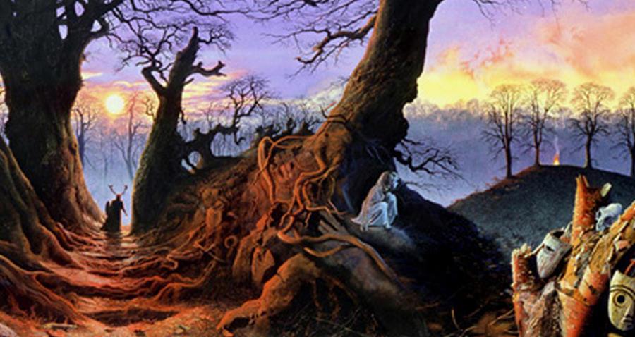 Robert Holdstock e il suo fantasy ancestrale