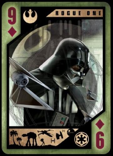 Darth Vader Rogue One Cartamundi