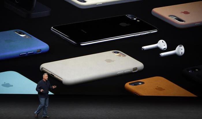 iPhone 7 presentazione
