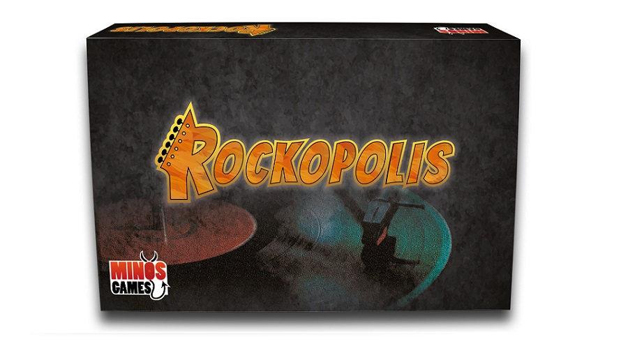 Lo spacciagiochi: Rockopolis su Kickstarter