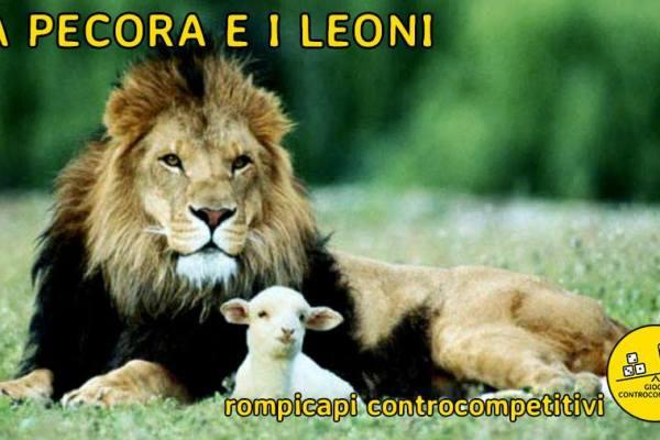 Rompicapi controcompetitivi: La pecora e i leoni