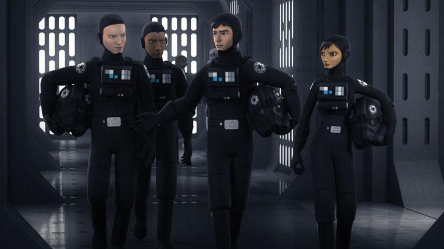 Star Wars Rebels 3×03, la recensione