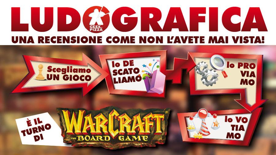 Ludografica: Warcraft III – The boardgame