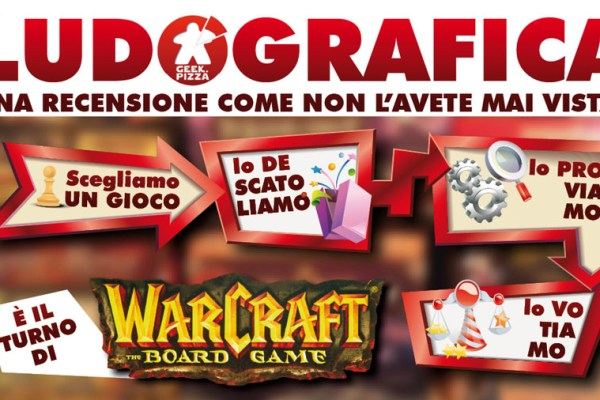 Ludografica: Warcraft III – The boardgame