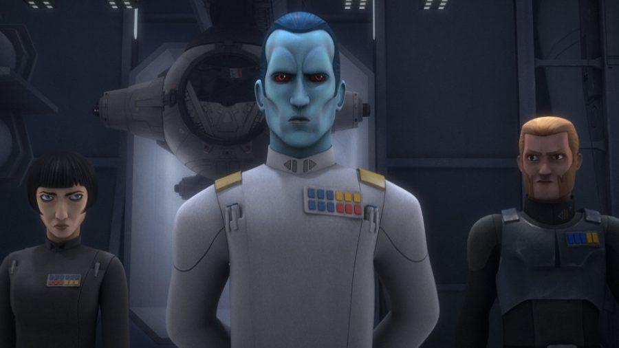 Star Wars Rebels 3×09, la recensione