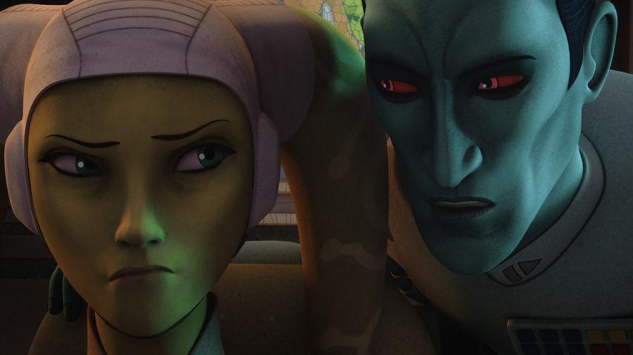 Star Wars Rebels 3×04, la recensione