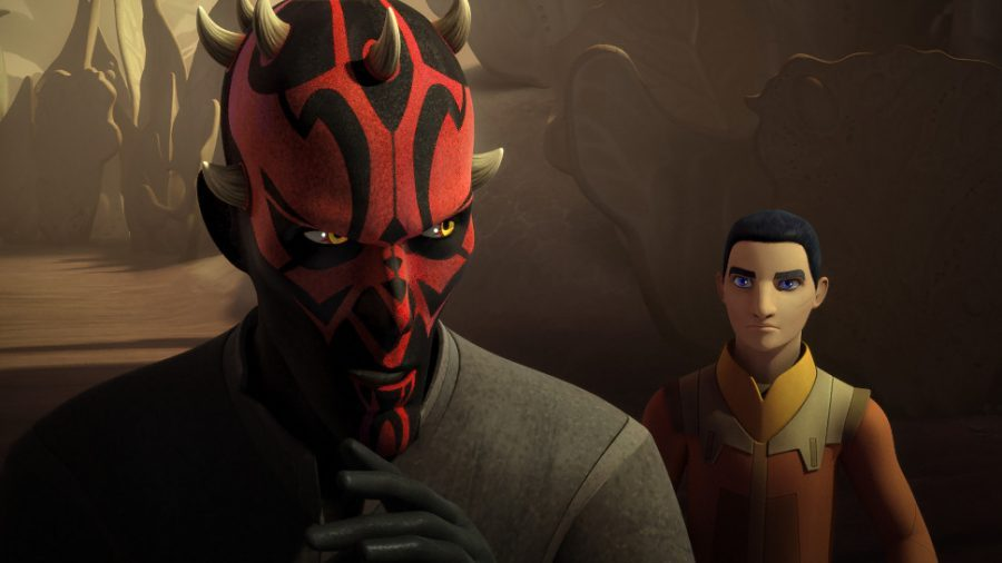 Star Wars Rebels 3×10, la recensione