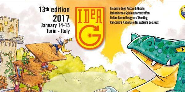 Breve (o quasi) resoconto di una scappata a Idea G 2017 (Torino)