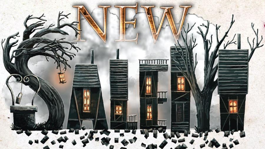 Lo spacciagiochi: New Salem