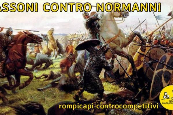 Rompicapi controcompetitivi – Sassoni contro Normanni