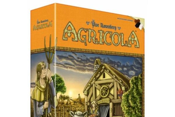 Lo spacciagiochi: Agricola