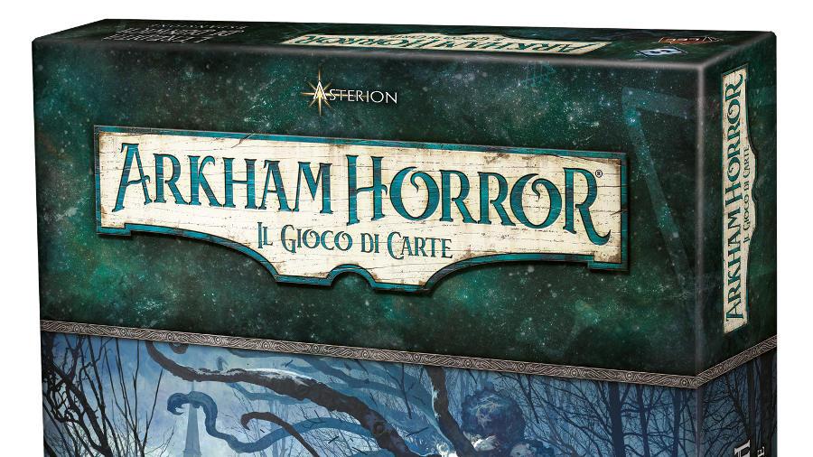 Novità Asterion\Asmodee di marzo 2016, arrivano Arkham Horror LCG e le miniature Runewars