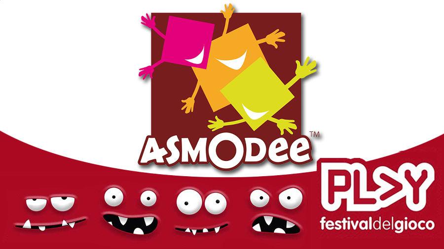 Verso Play 2017 – Asmodee Italia