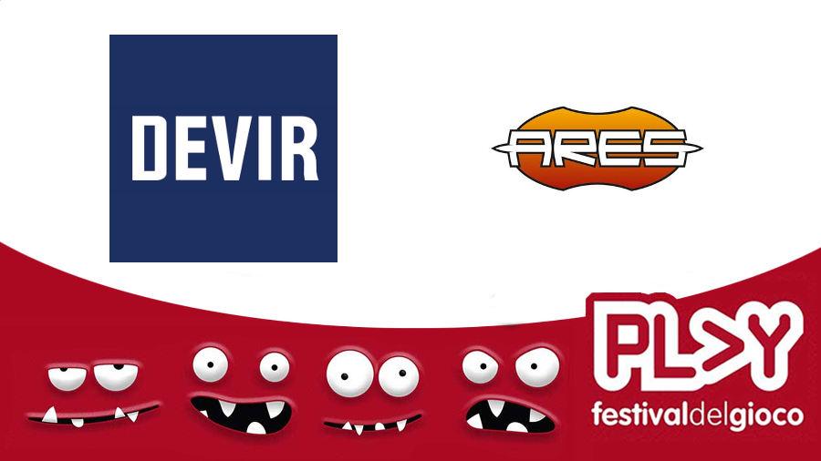 Verso Play 2017 – Ares Games e Devir