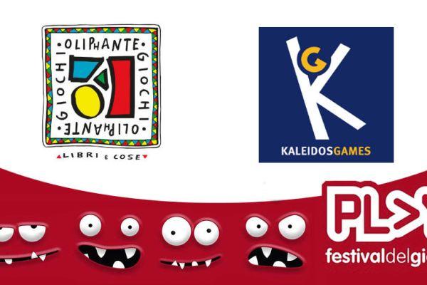 Verso Play 2017: Oliphante e KaleidosGames