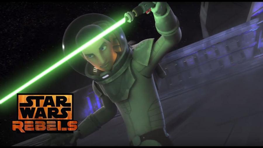 Star Wars Rebels: la resa dei conti nel trailer del finale di stagione