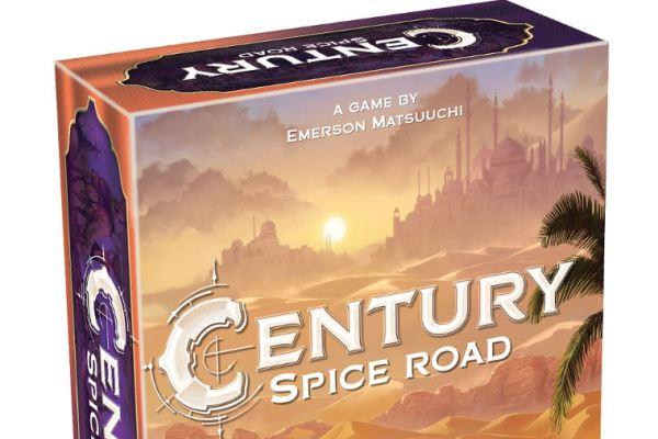 News da Play 2017 – Century: la via delle spezie
